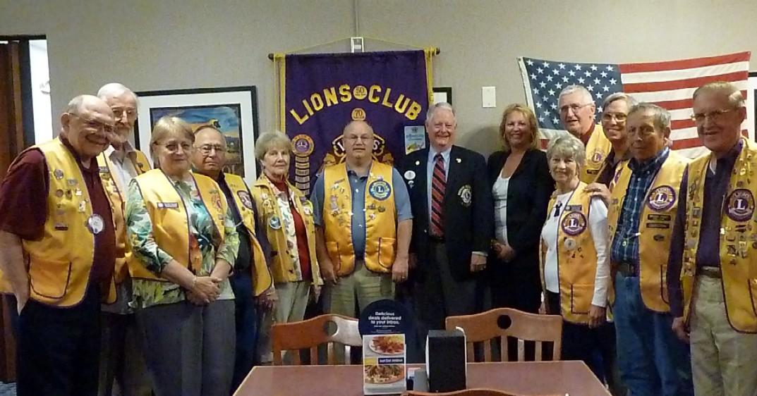 Maryville Lions Club, 10/18/2011