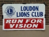 July 2011 Loudon Lions Run for Vision